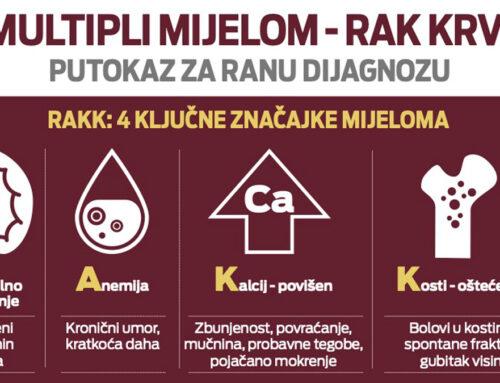Većina liječnika teško će prepoznati ovaj rak krvi zbog običnih simptoma